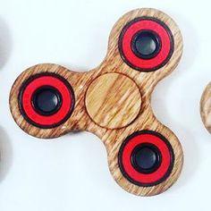 We have wood. Wood is good. Get wood. #fidget #fidgets #fidgetspinner #fidgetspinners