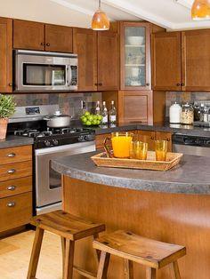 Kitchen 4: Create a Serene Space