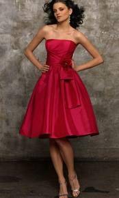 vestidos de fiesta rojos - Buscar con Google