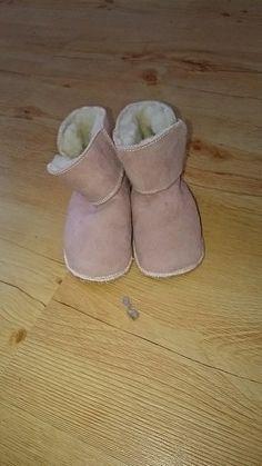 Lammfellschuhe Slippers, Shoes, Fashion, Spinning Top, Lamb, Suede Fabric, Kids, Moda, Zapatos