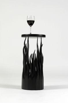 Upside-down squiddy Designer canadense Judson Beaumont.