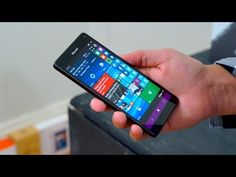 Learn more about Windows 10 Mobile. See our Lumia 950 review at Pocketnow: http://pocketnow.com/2015/12/04/lumia-950-review (Full description below) We …   									source   ...Read More