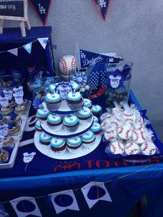 Bedroom Cake La Dodger Party Decorations Wwwpicsbudcom