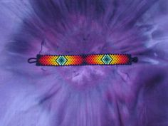 Hand-beaded bracelets are unique to coastal Mexican towns. Shop the Baja California collection at www.Isoboho.com.
