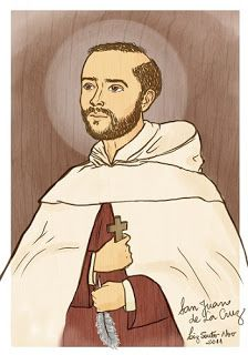 el blog del padre eduardo: Sobre san Juan de la Cruz