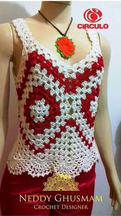 Fabulous Crochet a Little Black Crochet Dress Ideas. Georgeous Crochet a Little Black Crochet Dress Ideas. Débardeurs Au Crochet, Pull Crochet, Gilet Crochet, Mode Crochet, Crochet Shirt, Crochet Jacket, Crochet Woman, Crochet Granny, Crochet Crafts