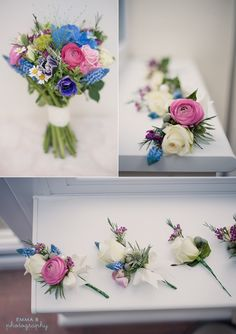 Wedding and Portrait Photography by Emma Billsborough