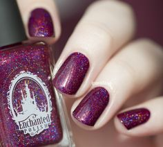 ENCHANTED POLISH – CHRISTMAS IN JULY