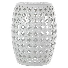Looking for Sobieski Lattice Decorative Garden Stool World Menagerie ? Check out our picks for the Sobieski Lattice Decorative Garden Stool World Menagerie from the popular stores - all in one. Ceramic Stool, Ceramic Garden Stools, Lattice Garden, Oriental Furniture, Oriental Decor, Asian Home Decor, Red Lantern, Lattice Design, Traditional Interior