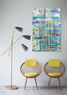 Fancy That - Original Acrylic Painting