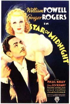 Estrella de Medianoche (Star of Midnight), de Stephen Roberts, 1935