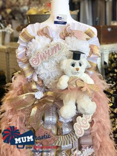 Homecoming Mums, Texas, Table Decorations, Rose, Awesome, Style, Swag, Pink, Roses