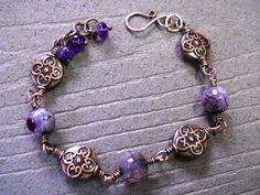 Irish Vinyard Bracelet  Celtic Jewelry by omaracelticcreations, $30.00