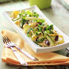 Zucchini Tagliatelle from Raw Essence