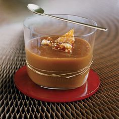 Creamy Caramel Pudding | Food & Wine