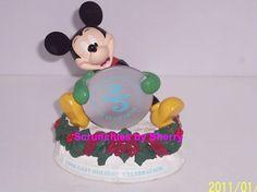 1996 Walt Disney World Cast Holiday Celebration 25th Anniversary Mickey Mouse