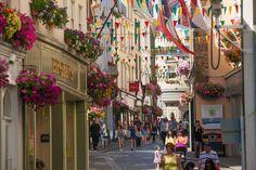 Visit Guernsey - St Peter Port High Street