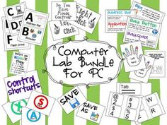 Computer Lab Bundle Pack for PC | Teachers Notebook