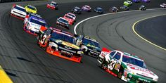 Un altro weekend di fuoco per la NASCAR tra Charlotte, Roseville e Le Mans