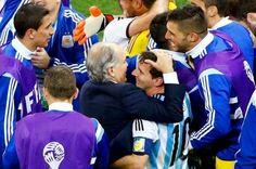 """HLV Sabella: """"Đức có lợi thế hơn Argentina"""""""