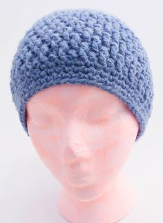 Faux Cable Crochet Beanie by Doodlebugphotoprops on Etsy, $20.00