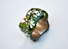 FRANCINE SCHLOETH,STERLING SILVER,JAPANESE LACQUER