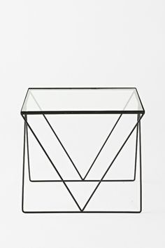 Diamond Side Table by Magical Thinking