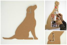 [LAB Cool] #Labrador Cork Boards by getCork | Its a Lab Thing
