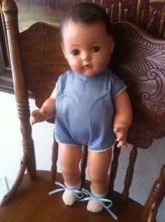 """Original 19"""" Dionne Quintuplet Madame Alexander Toddler Doll"""