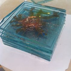 Thick stack fusing test 1