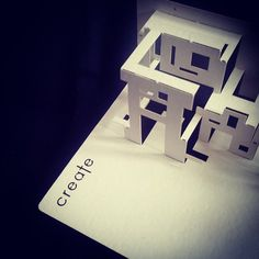 #create #popup #mailers #FoldForm #arhitecture #paper #origami #kirigami #popupology #papershapers #London
