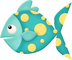 Free for personal use Ocean Fish Clipart of your choice Fish Clipart, Beach Clipart, Cartoon Sea Animals, Cartoon Fish, Under The Sea Images, Nautical Nursery Decor, Fish Quilt, Sea Fish, Ocean Themes