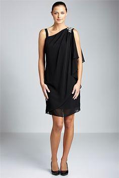 Grace Hill Asymmetrical Shift at EziBuy New Zealand. Buy women's, men's and kids fashion online. Women's Dresses, Dresses Online, Buy Dress, Clothes For Women, My Style, Stuff To Buy, Wedding, Black, Fashion