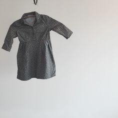 Vivienne Lee Collar Dress (2C)