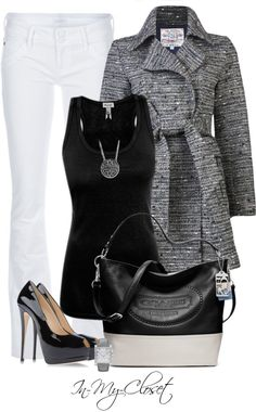 """Lunch With The Girls"" by in-my-closet on Polyvore"