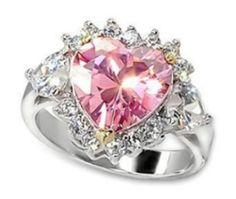 Sailor Moon Usagi Tsukino's Engagement Ring Cosplay size 9