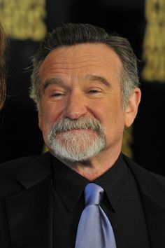 Comedian actor, Robin Williams