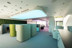 Dubai's Office of the Future is the world's first fully functional 3D-printed office building.