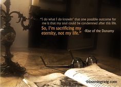 Sacrificing my Eternity – Rise of the Dunamy #booksthatmatter #bloomingtwig #bloomingtwigbooks