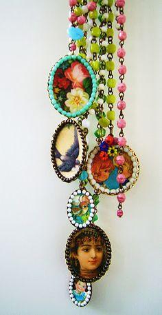 En kleurrijke accessoires