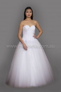 Miss Bella has THE LARGEST Range of Brand-New, In-Store Deb Dresses in Melbourne. We have over Deb Dresses to buy off the rack! Debutante Dresses, Deb Dresses, White Dress, Wedding Dresses, Fashion, Homecoming Dresses, Moda, Bridal Dresses, White Dress Outfit