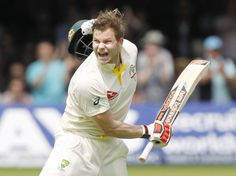 Australia skipper Smith named ICC Cricketer of the Year Test Cricket, Cricket News, Steve Smith, Australia, Running, Sports, Hs Sports, Keep Running, Why I Run