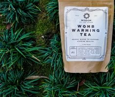 Womb Warming Tea: Herbal Blend to Support Uterine Health – Wisdom of the Womb