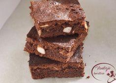 Brownies, Deserts, Food, Sweets, Cake Brownies, Essen, Postres, Meals, Dessert