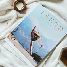 EEK! ✨We can't get enough of seeing our Alive Issue in you alls hands! Have you grabbed your copy yet?! { link in Bio} Share your photo of our #TrendIssueAlive by tagging us! 🙌🏼 | photography by @ashtonhauff