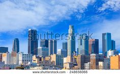 Los Angeles City Stock Photos, Images, & Pictures   Shutterstock