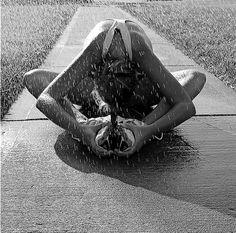 running in the rain | Don't Be Afraid of Running in the Rain