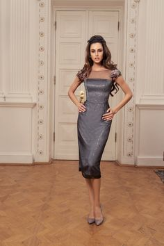 Papilio Fashion House Saturated with bright shades and various silhouettes, the Allure collection with brilliance reflects all the latest trends in evening fashion. Clear sculptural lines, harmonious luxurious embroidery, perfect fit, high-quality material are the main characteristics of the model range of our new collection. The Allure, Perfect Fit, Latest Trends, Shades, Luxury, Formal Dresses, Chic, House Styles, Silhouettes