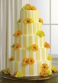 Top 50 Wedding Cake Photos And Recipes For Spring Weddings And Summer Wedding Party Cakes Daisy Wedding Cakes, Country Wedding Cakes, Summer Wedding Cakes, Wedding Cake Photos, Summer Cakes, Wedding Flowers, Pretty Cakes, Beautiful Cakes, Amazing Cakes