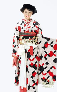 Kimono, Modern, Color, Fashion, Geishas, Colour, Moda, La Mode, Kimonos
